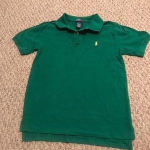 Boy's Polo Shirt - Size M (10/12)